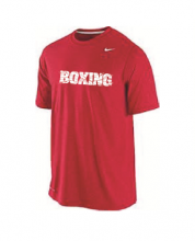 b6ddb54f01975b Nike Boxing Singlet Red - Kickboxing and boxing clothing - Online ...