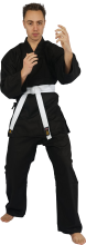 Ronin Karate outfit - Black