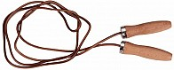 Ronin skipping rope leather