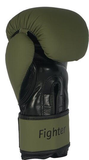 Ronin Fighter Boxing Glove - Army Green