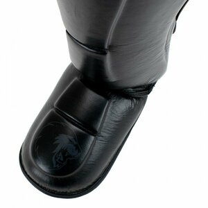 Super Pro Shin and Instep Guardian - black