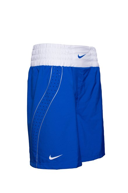 87181af70e471c Nike Boxing Trousers Blue - Kickboxing and boxing clothing - Online  vechtsportwinkel Aiki-Budo Sport