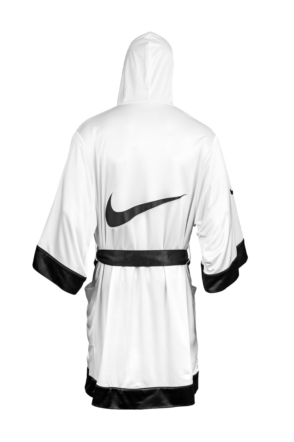 06e908008c9ef8 Nike Boxing Jacket white black - Kickboxing and boxing clothing - Online  vechtsportwinkel Aiki-Budo Sport